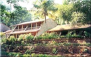 Hotel Bison River Resort Dandeli