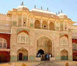 Golden Triangle with extended Rajasthan tour