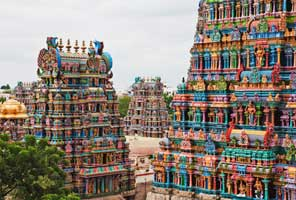 recommended tour of South India