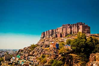forts & palaces tour packages India